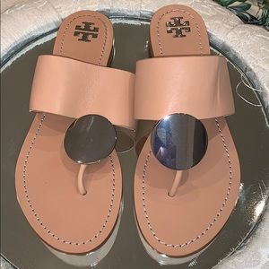 Shoes - TORY BURCH SANDALS NWOB SIZE 39